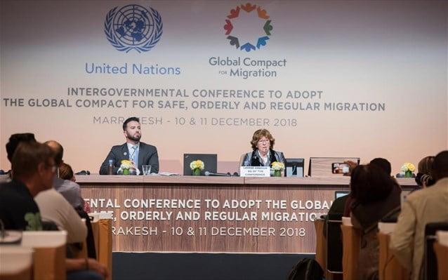 Σύμφωνο για τη μετανάστευση: Σε κλίμα διχασμού η διάσκεψη του ΟΗΕ στο Μαρακές