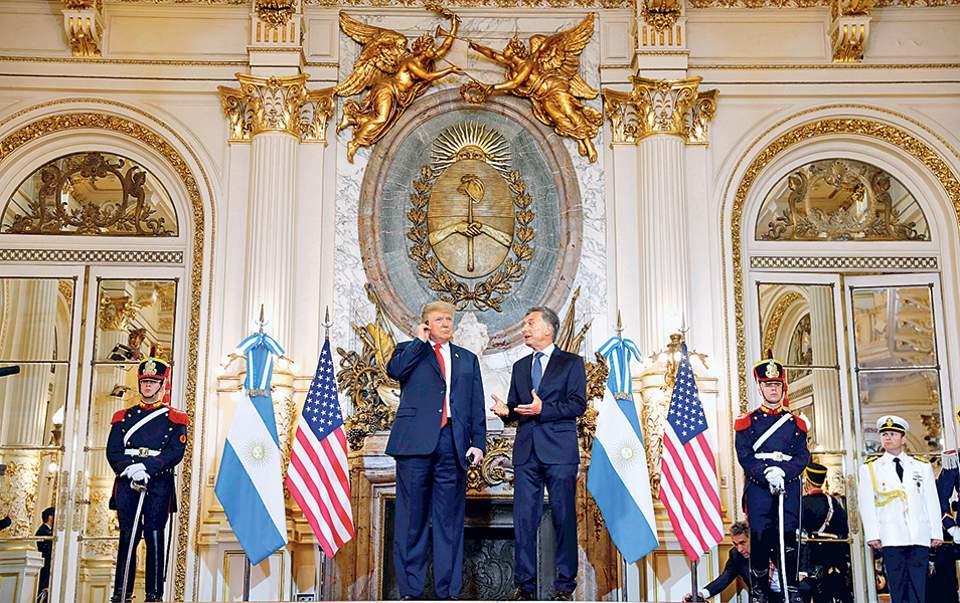 Σύνοδος των G20 στο Μπουένος Αϊρες – Μια σύνοδος με τεράστιες διαφωνίες