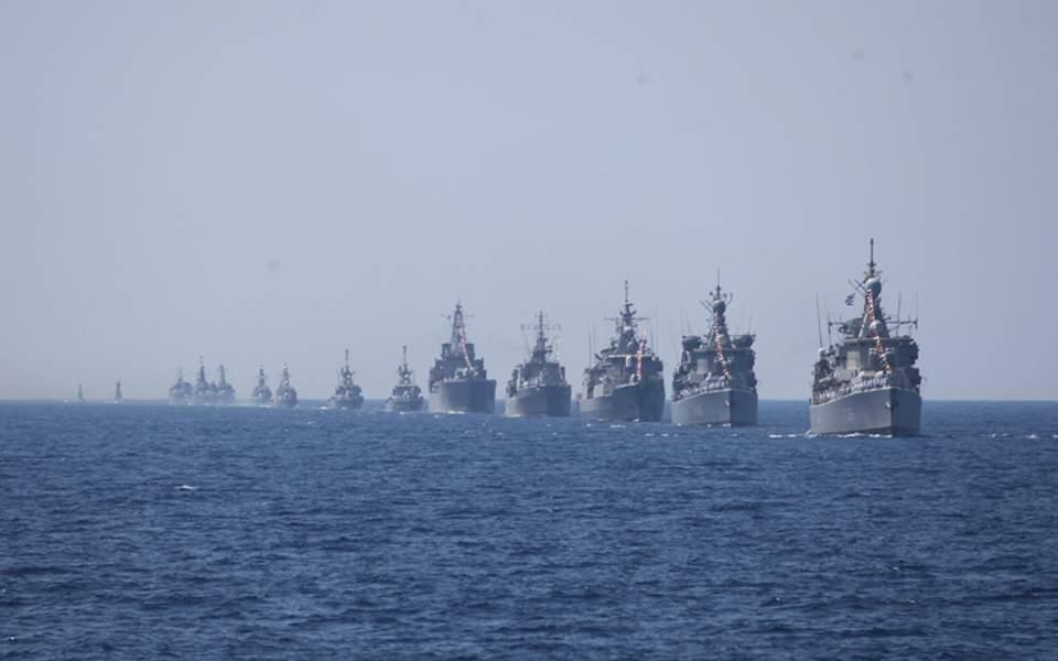 """Το Πολεμικό μας Ναυτικό """"βραχυκύκλωσε"""" τους Τούρκους… θα τολμήσουν;"""