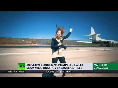 «Πινγκ-Πονγκ» δηλώσεων Ρωσίας-ΗΠΑ για τα Tu-160 στη Βενεζουέλα