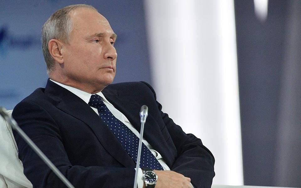 Πούτιν: Θα μπορούσαμε να αναπτύξουμε πυραύλους αν οι ΗΠΑ αποχωρήσουν απο την Συνθήκη