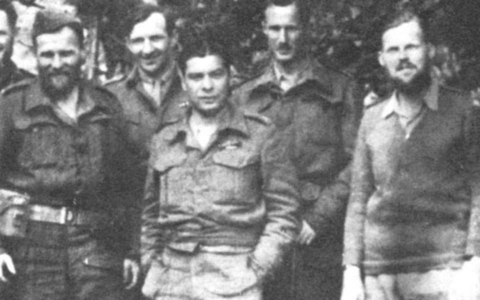 Θέμης Μαρίνος, ο D/H 399 της SOE – Ένας ήρωας της Αντίστασης, που δεν τον μνημονεύουν οι παραχαράκτες της Ιστορίας