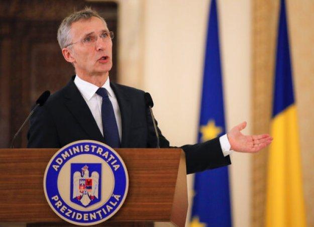 Άρον άρον γιατί φοβούνται τις αντιδράσεις του ελληνικού λαού – Γ. Στόλτενμπεργκ: Το ΝΑΤΟ θα υπογράψει σύντομα το πρωτόκολλο ένταξης της πΓΔΜ