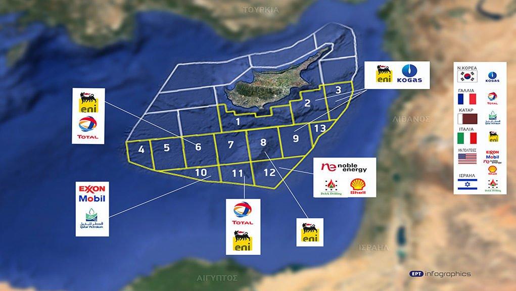 Γεώτρηση ExxonMobil  στο Οικόπεδο 10 της Κυπριακής ΑΟΖ: Τον Φεβρουάριο τα σπουδαία