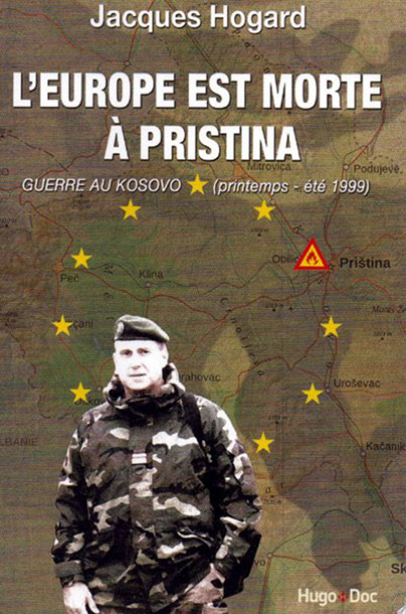 Η Ευρώπη Πέθανε  Στην Πρίστινα