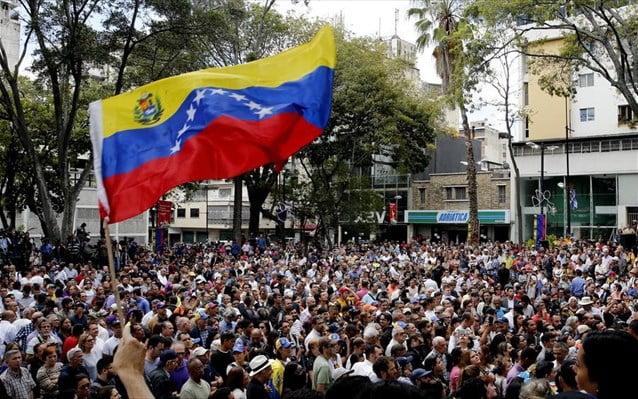 Διχασμένα κράτη και επενδυτές με φόντο τη Βενεζουέλα