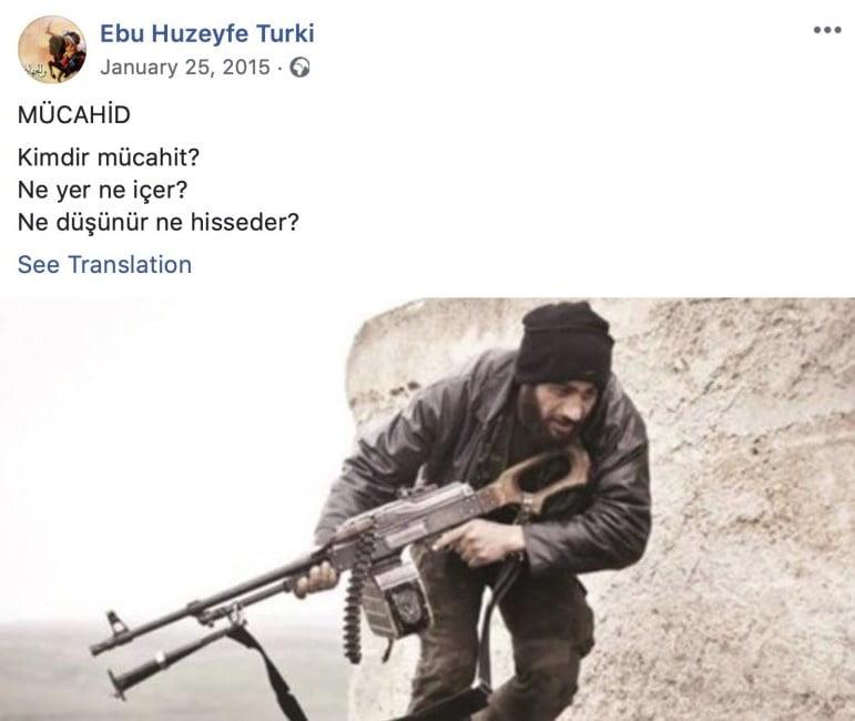 Τζιχαντιστής αμειβόμενος από το τουρκικό κράτος εκπαίδευσε τον δολοφόνο του Ρώσου πρέσβη στην Άγκυρα!!! Θα ξυπνήσει ο Πούτιν ή θα κάνει πάλι τον… κινέζο;