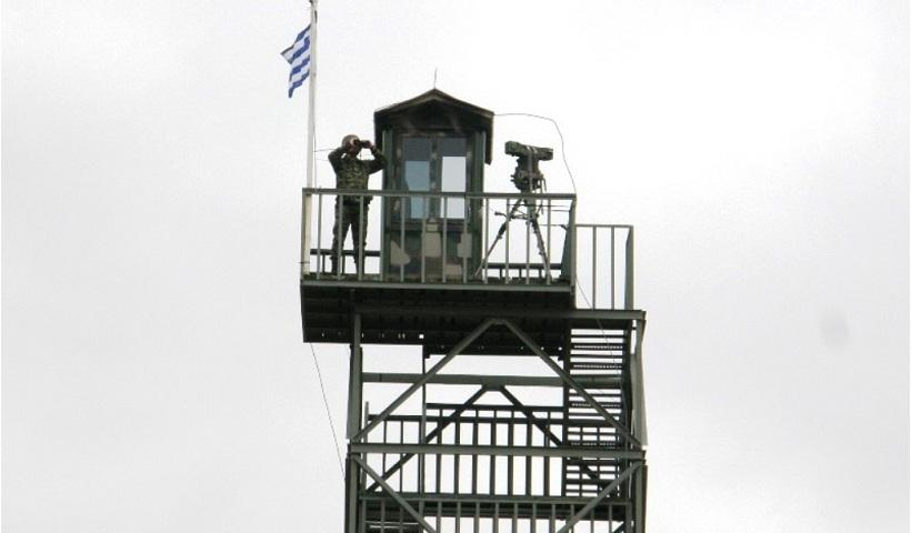 Θρίλερ με τη σύλληψη Έλληνα στρατιωτικού στον Έβρο