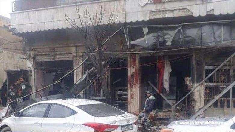 Πέντε στρατιώτες των ΗΠΑ σκοτώθηκαν σε πολύνεκρη επίθεση στη Μανμπίτζ