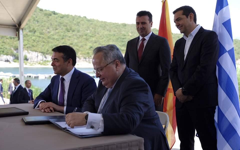 Βαλκανικές ακροβασίες σε εθνικά θέματα