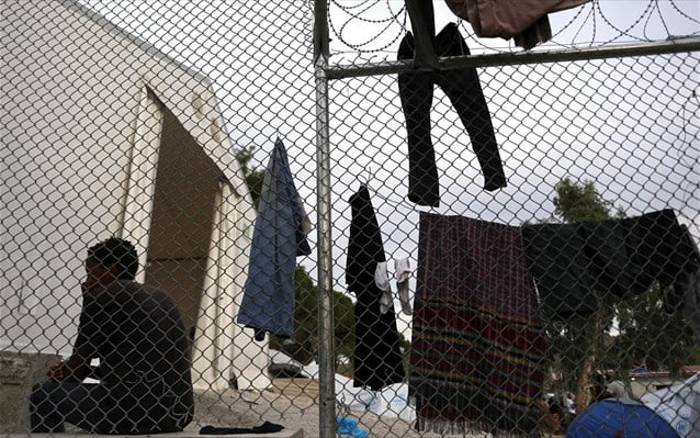 Μυτιλήνη: Νεκρός στη Μόρια 24χρονος από το Καμερούν