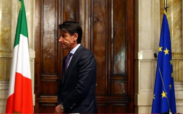 Αν η Ευρώπη δεν σταθεί στο ύψος της χάνει την Ιταλία… προειδοποίηση Κόντε