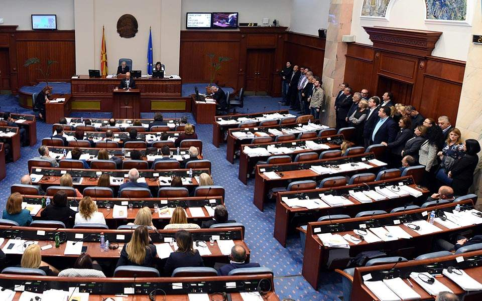 Αλβανικό σοκ για τους Σλάβους της ΠΓΔΜ