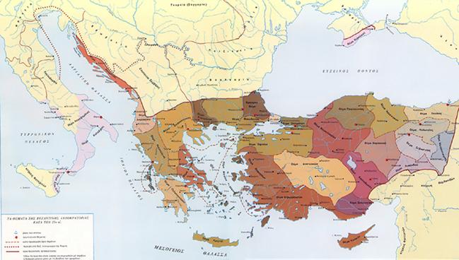 Πόσο Ελληνική Ήταν η Βυζαντινή Μικρά Ασία; Εθνογραφική Ανάλυση