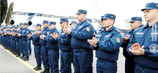 Αρμένιοι στρατιωτικοί ενισχύουν τη Δαμασκό