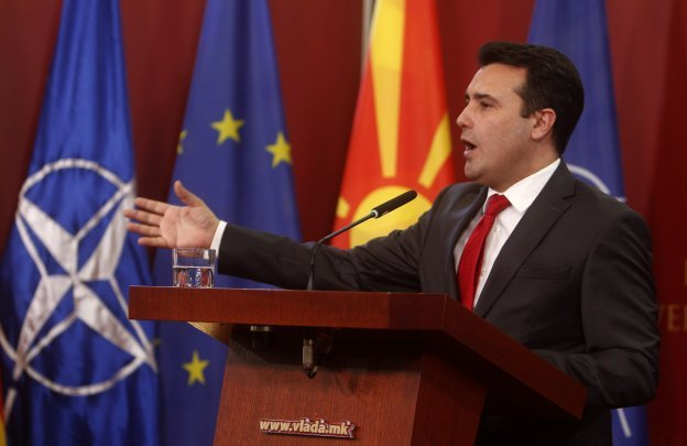 «Μίνι κρίση» στη Συμφωνία των Πρεσπών – Τι ζήτησαν τα Σκόπια από την Ελλάδα