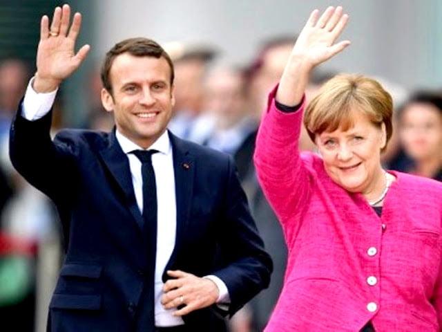Η προσέγγιση του Παρισιού και του Βερολίνου