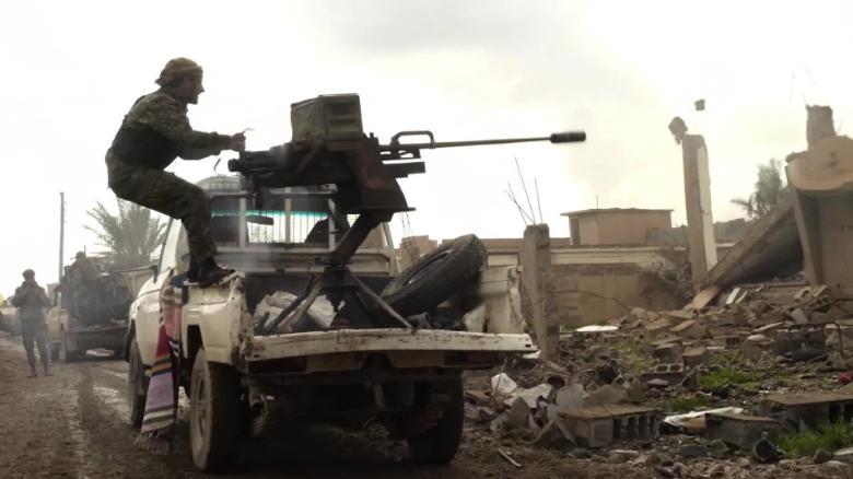 Οι μαχητές του ISIS φεύγουν από τη Συρία στο Ιράκ με 200 εκατ. δολάρια μετρητά