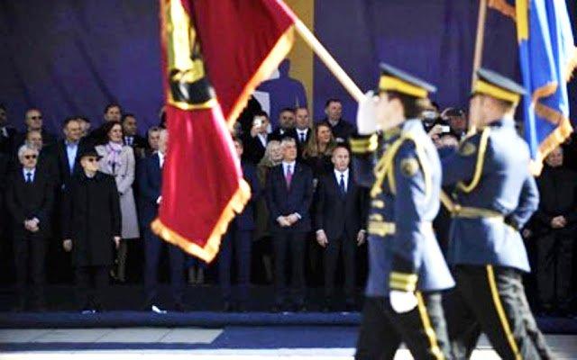 Προς τη Μεγάλη Αλβανία