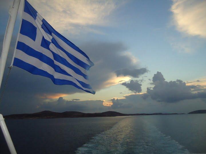 Αποχαιρετισμός στο ελληνικό Αιγαίο;