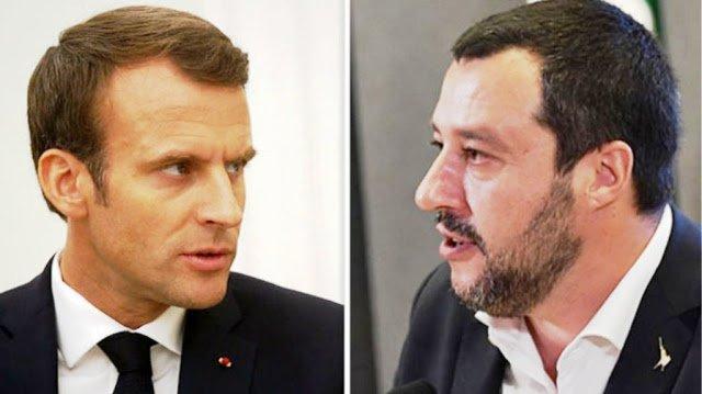 Η Γαλλία ανακαλεί τον πρεσβευτή της στην Ιταλία μετά την «άνευ προηγουμένου επίθεση»