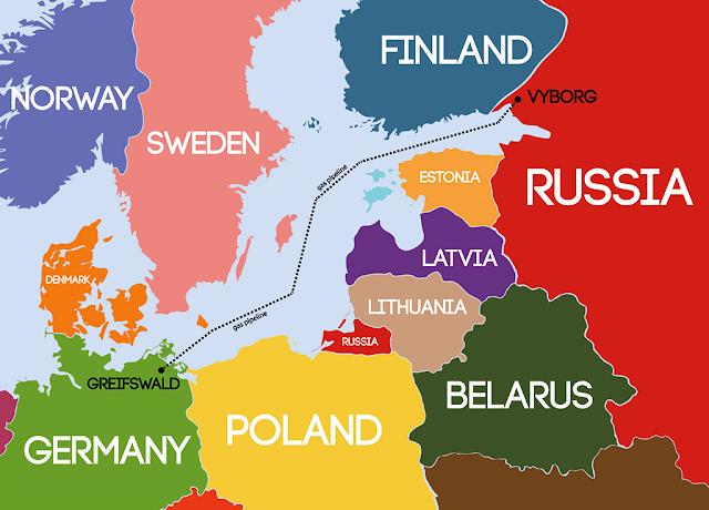 Oι επιλογές της Γερμανίας για τον Nord Stream 2