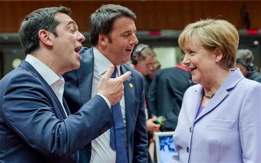 Το 2015, όταν ανέλαβαν οι ανεύθυνοι ανίδρωτοι καταληψίες, η Μέρκελ ήταν έτοιμη για Grexit- Την μετέπεισαν Ρέντσι – Ολάντ