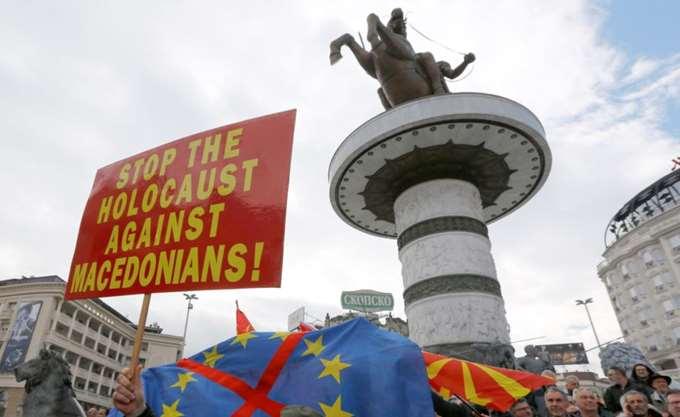 """Με τις υγείες μας… Der Spiegel: """"Βόρεια Μακεδονία"""" – Το νέο μέλος του ΝΑΤΟ"""