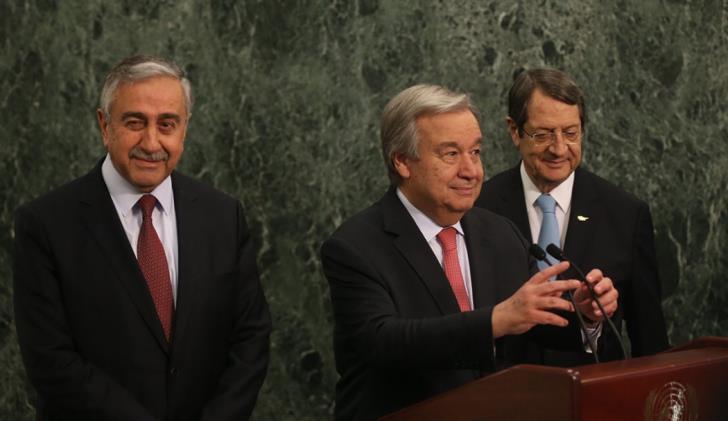 Ψάχνουν λειτουργική λύση στην Κύπρο, χωρίς αποχώρηση του στρατού κατοχής της Τουρκίας;