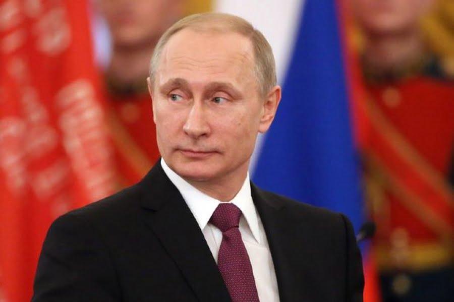 Επίσκεψη Πούτιν στη Ρώμη – Αναμένεται να γίνει μέσα στο πρώτο εξάμηνο του 2019