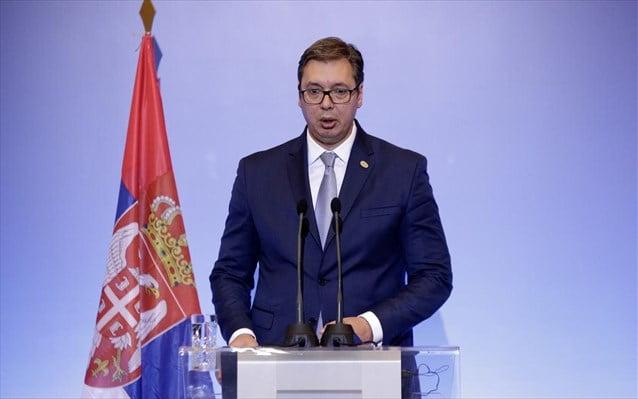 Την στήριξη του Τραμπ για την επίλυση του ζητήματος του Κοσόβου ζητεί ο Βούτσιτς