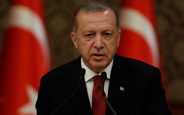 Ερντογάν: Αρχάριος ο Μακρόν, να μάθει ιστορία