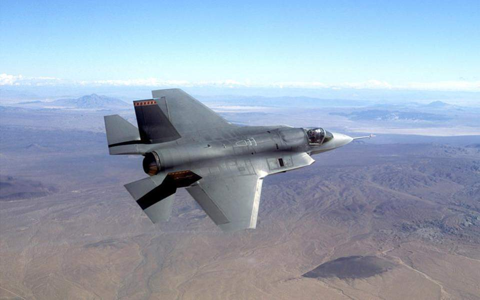 Ξέρουν κάτι οι Αμερικανοί και γράφουν για παράδοση εξελιγμένων μαχητικών F-35 στην Ελλάδα;
