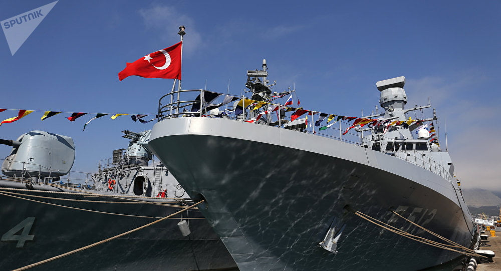 «Πόλεμος στο Αιγαίο»: Σενάριο σύγκρουσης Ελλάδας – Τουρκίας από το Ναυτικό των ΗΠΑ