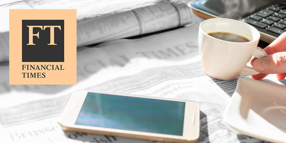 FT : Η τεχνολογία χωρίζει τον κόσμο σε δυο νέα μπλοκ