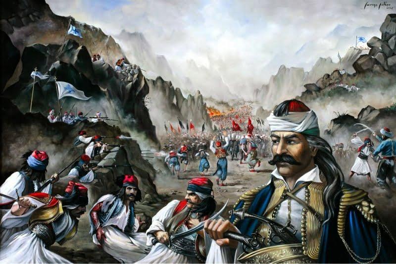 Ο ρόλος των Βορειοηπειρωτών στην Επανάσταση του 1821