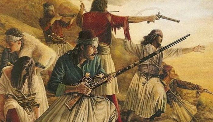 Το κίνημα του Μπαλλή (1822)-Μια κοινωνική επανάσταση στην Άνδρο μέσα στην Επανάσταση.