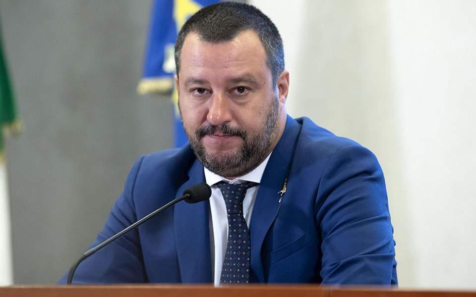 Ιταλία: Νέα προειδοποίηση Σαλβίνι προς τις ΜΚΟ