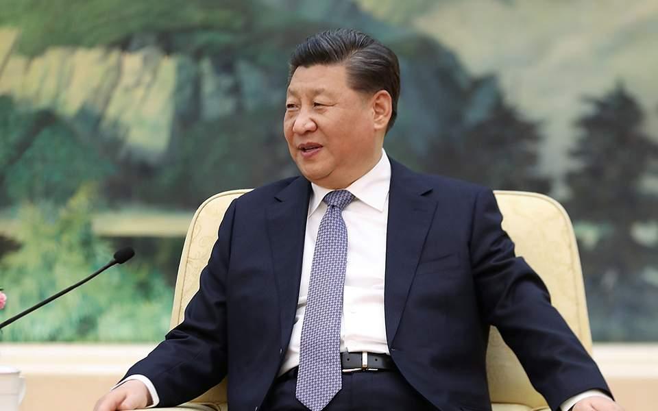 """Μήπως αυτό έχει σχέση με την """"πόρτα"""" που έφαγαν οι Κινέζοι στον Πειραιά – ΟΛΠ; Κινέζος πρόεδρος, Σι: Στρατηγικής σημασίας η εταιρική σχέση με τη Ρώμη"""