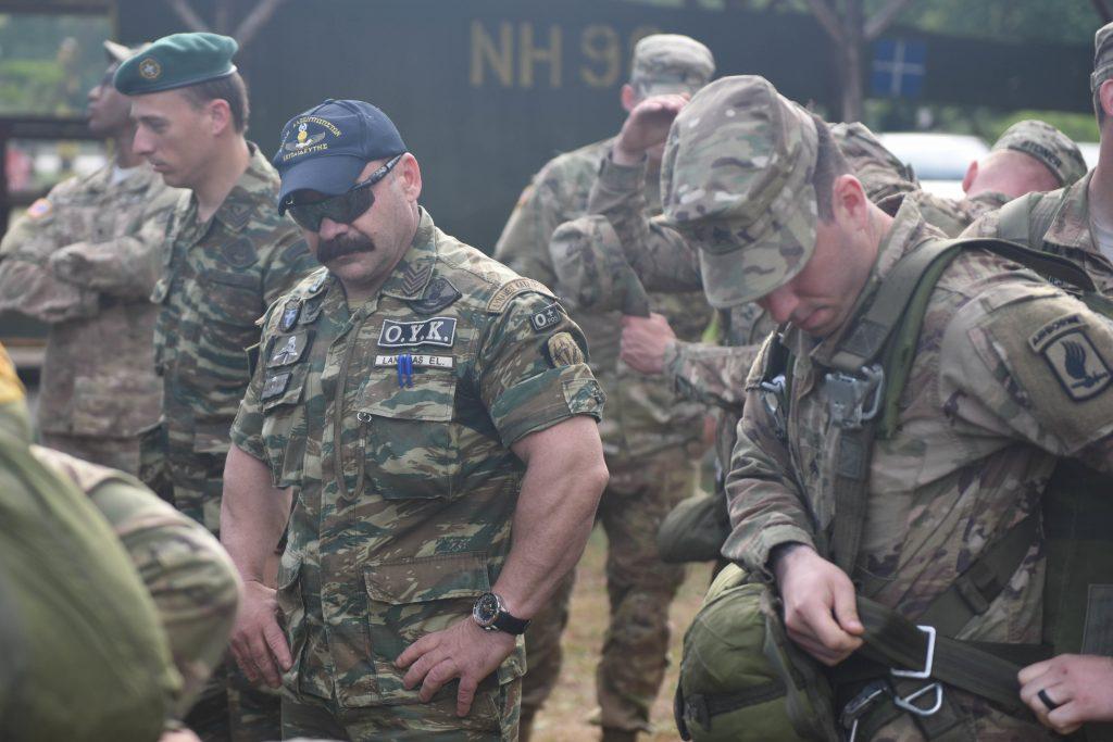 Θα στείλει η Ελλάδα δυνάμεις στην Συρία;