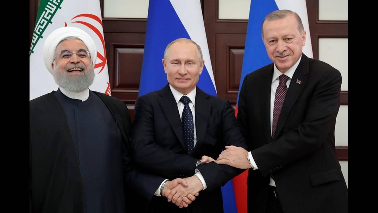 Μείζων γεωπολιτική εξέλιξη – Οι S-400 και η γεωπολιτική στροφή της Τουρκίας προς Ρωσία, Ιράν, Ευρασία