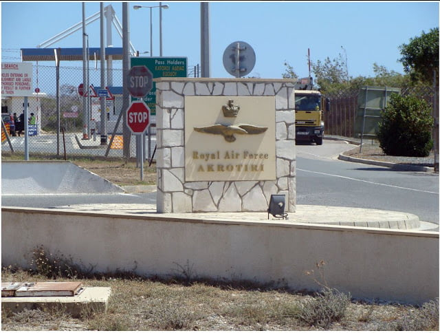 Ανάλυση για τις βρετανικές Βάσεις στην Κύπρο ετοιμάζει ο Κώστας Κληρίδης