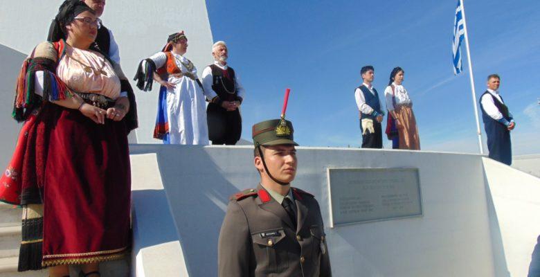 Τιμήθηκαν οι Πεσόντες του Υψώματος 731 (Φωτορεπορτάζ) … Απόντες οι Βουλευτές
