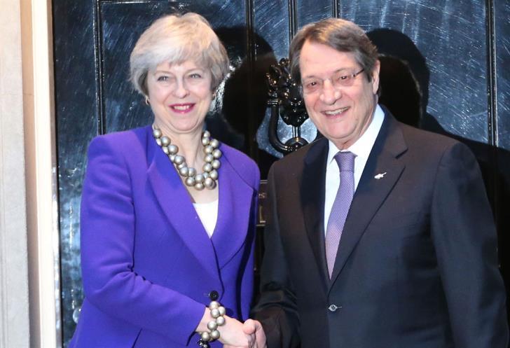 Ούτε και η Βρετανία θέλει ρόλο εγγυήτριας δύναμης στην Κύπρο