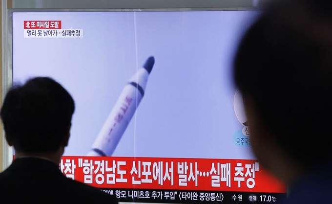 Β. Κορέα: Ενδείξεις για ανακατασκευή του πεδίου εκτόξευσης πυραύλων στο Σόχε – Επανέρχονται οι ΗΠΑ για κυρώσεις
