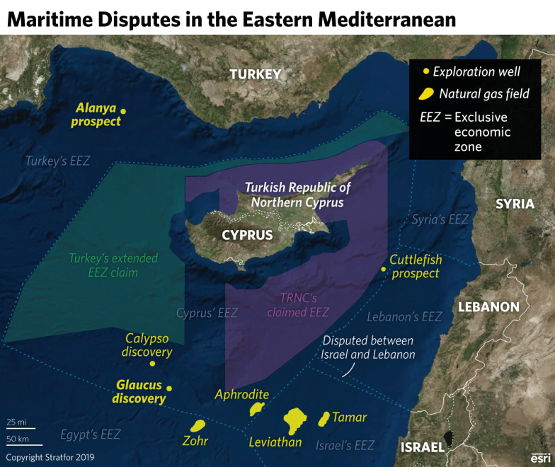 Cyprus: Another Offshore Discovery Will Intensify a Regional Struggle Over Energy