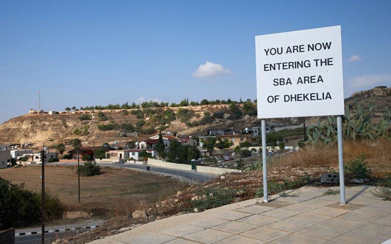 Λουκής Γ. Λουκαΐδης: Το καθεστώς των βρετανικών Βάσεων στην Κύπρο