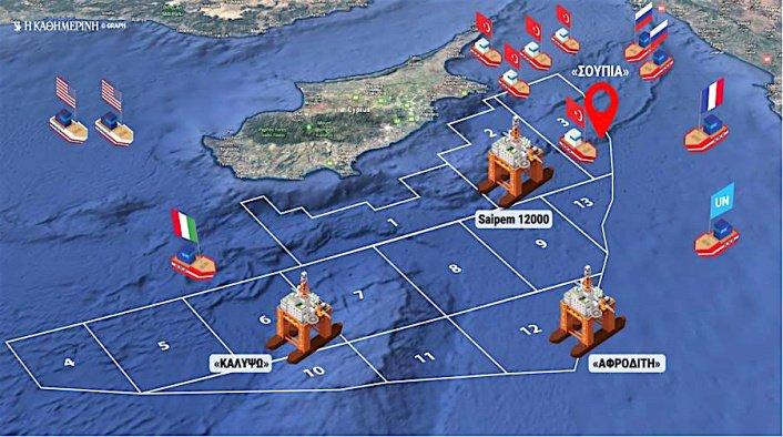 Ζητείται δίχτυ ασφαλείας για την κυπριακή ΑΟΖ