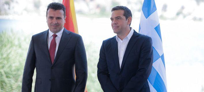 Αθήνα: Πρόταση να ελέγχουν ελληνικά μαχητικά το FIR της Βόρειας Μακεδονίας