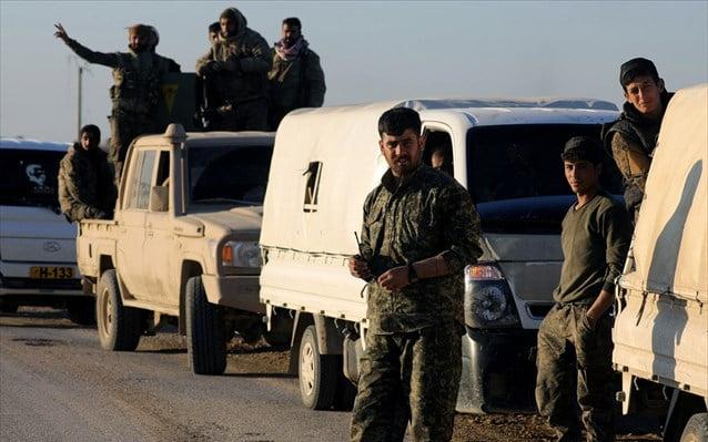 """Οι Κούρδοι """"αποκεφάλισαν"""" το Ι.Κ. – Παραδόθηκε και ο τελευταίος πυρήνας των τζιχαντιστών στην Μπαγούζ"""